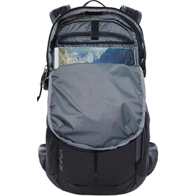 The North Face Litus 22-RC Backpack asphalt grey/tnf black